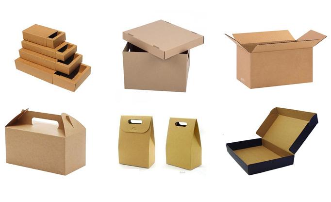 انواع بستهبندی